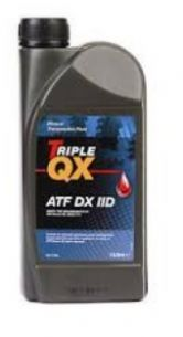 TRIPLE QX DEXRON II AUTOMATIC GEAR OIL 1 LITRE